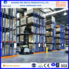 Estante de almacenaje profundo doble del almacén del acero (EBILMetal-DDPR)
