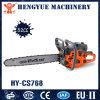Scie à chaîne 52cc Hy-CS768 Machine à tronçonner des scies à chaîne