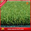 Bester Material-Einzelheizfaden-Rasen-Garten-künstliches Gras