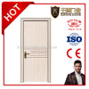 MDF Laminated pvc Internal Timber Doors voor Office