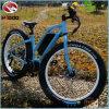 Veicolo poco costoso del motorino del pedale della E-Bici del nuovo prodotto del pneumatico della spiaggia della bici della bicicletta elettrica grassa all'ingrosso di buona qualità
