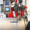Equipamento longitudinal e circular do tanque do TIG do plasma da emenda de soldadura