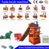 Fait dans la machine de fabrication de brique complètement automatique d'argile de la Chine 2017