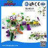روضة أطفال لعبة بلاستيكيّة ينزلق منزلق/أطفال خارجيّة ملعب تجهيز
