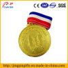 Médaille faite sur commande en métal d'or de récompense de logo sans le minimum