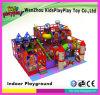 De binnen Structuur van het Systeem van de Apparatuur van het Centrum van het Spel van de Jonge geitjes van de Speelplaats voor Spel