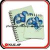 Новейшие гравировка ПВХ покрытия ноутбук со спиральными обязательную юридическую силу