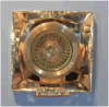 Halogeen onderaan Lamp (8170-12 WH)