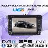 Joueur de la voiture DVD GPS pour Volkswagen Passat (MK6) (SD-6025)