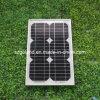 モノラル結晶のケイ素の太陽電池パネル(GCC-12W)