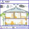 Acciaio per costruzioni edili di alta qualità