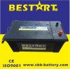 Qualidade suprema 200Ah 12V isento de manutenção de caminhões pesados bateria N200-MF