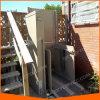 Elevación casera/elevación de la escalera