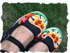 Ручной вышивки обувь (07)