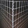 Rete saldata fossa di scolo del filo di acciaio di Gabion del cane