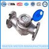 Mètre magnétique d'activité de l'eau du corps Dn50 de cadran sec inoxidable de Multi-Gicleur
