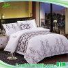 白くデラックスな印刷の病院用ベッドシート