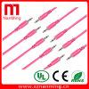 3.5Mm 1/8 mâle mono stéréo câble patch
