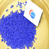 Cor azul plástica Masterbatch dos PP/PE com o Perfermance elevado no sopro da película