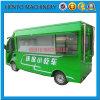 De mobiele Vrachtwagen van de Aanhangwagen van de Kar van de Verkoop van het Snelle Voedsel