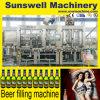 Het Vullen van het Bier van de Fles van het glas Machine