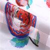 衣類のための印刷された新しいデザイン正方形のオーガンザファブリック