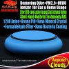 AC-1022 UFOの形車かホーム空気清浄器(自動空気清浄器)
