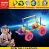 ABS Manier en de Snelle Auto's van het Stuk speelgoed van Blokken DIY voor Jonge geitjes