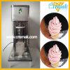 2018 Commerce de détail de fruits frais en acier inoxydable de mélange de yogourt machine/machine de crème glacée de turbulences