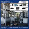 Convertito residuo dell'olio del pneumatico alla distilleria del combustibile diesel