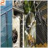 Защита сетка из нержавеющей стали взаимозачете проволочного каната сетка