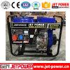 Geradores portáteis refrigerados a ar do diesel do gerador 5kVA do motor Diesel de frame aberto