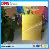 Лист гравировки лазера от изготовления Dipin