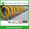 Duto Rodder do guia do rolamento do cabo da fibra