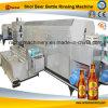 De automatische Wasmachine van de Fles van het Bier van de Voering