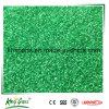 Relvado verde do campo de golfe do gramado da cidade grama artificial do mini