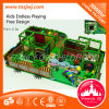 Ball Poolの子供Theme Park Soft Indoor Playground