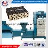 Venta caliente 500kg por hora de la biomasa de estiércol de madera de aglomerado de aserrín de cascarilla de paja de papel de la máquina de prensa