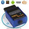 Elm327 V1.5 Bluetooth в сини варианта диагностического инструмента автомобиля миниой