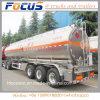 Втройне Axles 42, топливозаправщик хранения мазута 000 галлонов алюминиевый