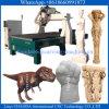 Kunst-Statue-Holz, das 5 Mittellinie CNC-den preiswerten Skulptur-Schaumgummi schneidet den 5 Mittellinie CNC-Fräser 3D 4D 5D 5 Mittellinien-Form-Maschine prägend schnitzt