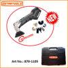 Multi-X осциллируя инструментальный ящик с всеобщим быстро вспомогательным оборудованием пригонки (870-1105)