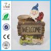 Polyresin Jardín de Esculturas artesanales de decoración de GNOME GNOME