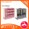 Collection Multifunctional Box 3 Layers Storage Cabinet para Kids