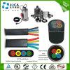 Rubber/PVC versenkbares Öl-Pumpen-Kabel, Zubehör-Energie zu den versenkbaren Pumpen