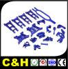 CNC Turning y Milling Process del aluminio LED Parte Precison