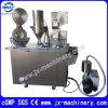 Poudre de grain Capsule pharmaceutique semi-automatique Machine de remplissage Btn-208D