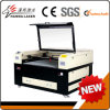 Nichtmetall-materielle Stich-Laser-Ausschnitt-Maschine