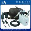 Hs08adc-KB Compressor van de Pomp van de Lucht van de Uitrusting van de Kunst van de Spijker van het Luchtpenseel de Mini