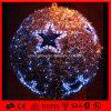 Свет украшения рождества света шарика гирлянды света мотива праздника СИД